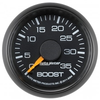 Auto Meter Boost 0-35 lbs GM Factory Match Series