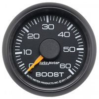 Auto Meter Boost Gauge 0-60 lbs GM Factory Match Series
