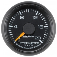 Auto Meter Pyrometer (EGT) 0-2000 degree GM Factory Match Series