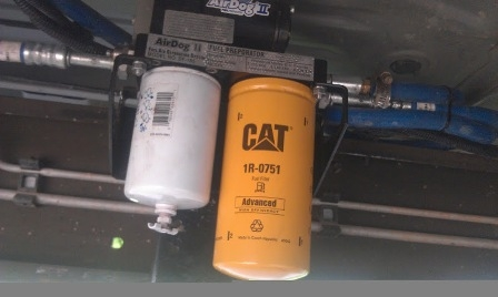 [ZTBE_9966]  Cat 2 Micron Replacement Filter for Air Dog Lift Pumps   Airdog Fuel Filters      MadJack Diesel Performance Inc