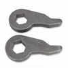 "Cognito 2"" Leveling Torsion Keys for 2001-2010 GM HD PU"