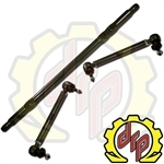 DRP Omega Centerlink & HD Tie Rods for 2001-2010 GM Full Size Pick-Up & SUV