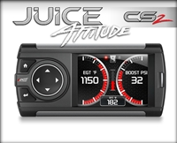 Edge Juice with Attitude CS2 Tuner 2006-2007 LBZ 6.6L Duramax Diesel Engine 49 State Legal