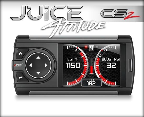 Edge Juice with Attitude CS2 Tuner 2006-2007 LBZ 6 6L Duramax Diesel Engine  49 State Legal