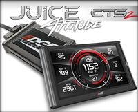 Edge Juice with Attitude CTS2 Tuner 2007-2010 LMM 6.6L Duramax Diesel Engine 49 State Legal