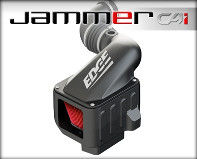 Edge Jammer Cold Air Intake For 2015-16 LML Duramax Diesel Engines