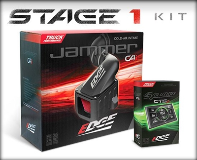 Edge CTS2 Stage 1 Performance Kit 2015-16 LML Duramax Diesel
