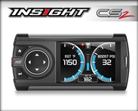 Edge Insight CS2 Monitor 2001-Up Duramax Diesel Engines