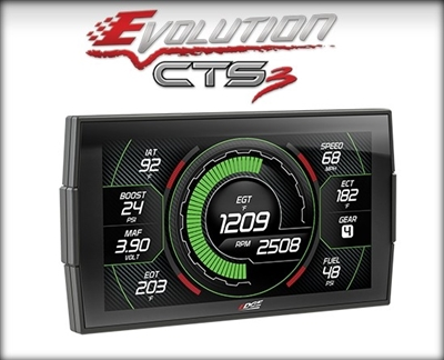 Edge Evolution CTS3 Tuner 2001-2016 Duramax Diesel Engine 50 State Legal