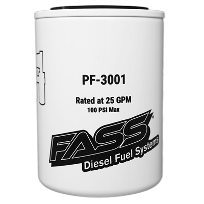 Fass Replacement Fuel Filter