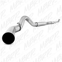"MBRP 5"" Down Pipe Back Aluminized Exhaust for 2001-2010 Duramax Diesel Engines"