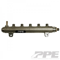 PPE High Performance Fuel Rail For 2004.5 -2005 Duramax Diesel Engines LLY