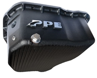 PPE 6.6L Duramax Deep Sump Oil Pan 2001-2010 Black