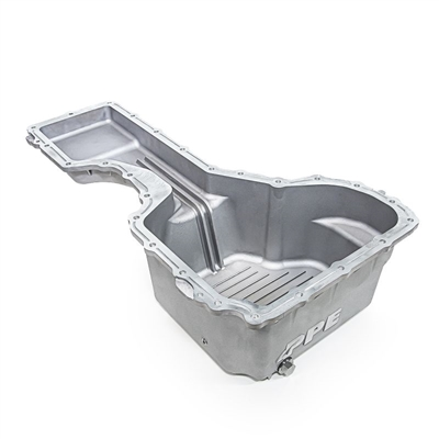 PPE 6.6L Duramax Deep Sump Oil Pan 2017-Up L5P Raw