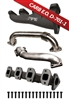 PPE High Flow Exhaust Manifolds 50 State Legal 2001-2015 Duramax Diesel Engines
