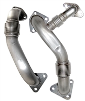 PPE High Flow Up-Pipes 2004.5-2005 LLY Duramax Diesel