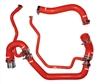 PPE Red Silicone Coolant Hoses 2006-2010 Duramax Diesel