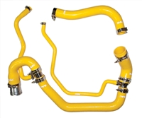PPE Yellow Silicone Coolant Hoses 2006-2010 Duramax Diesel Yellow