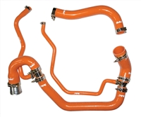 PPE Orange Silicone Coolant Hoses 2006-2010 Duramax Diesel Orange