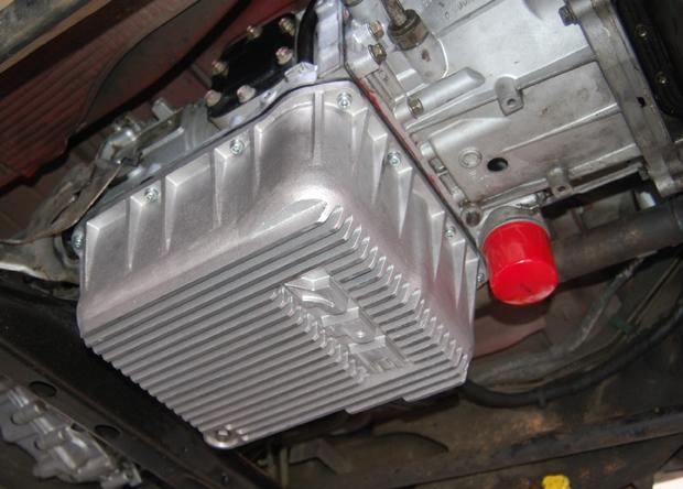 PPE Allison 1000/2000 Deep Sump Trans Pan 2001-Up