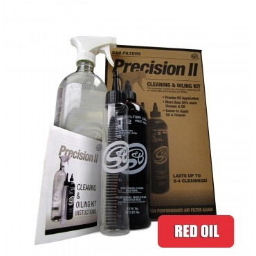 S&B Cleaning & Oil Kit