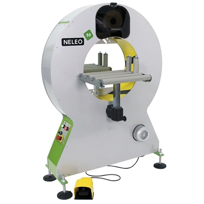 Neleo 50 Orbital Wrapping Machine | Espac Limited