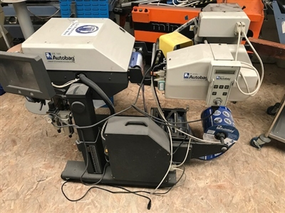 Used AutoBag AB 180 Bagging Machine