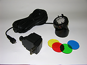 AB871LR - Single LED Light Kit with Rubber Stopper