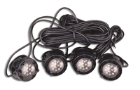 AB874L - Four-light LED Light Kit with Transformer