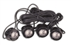AB874LR - LED Four-light Kit with Rubber Stopper