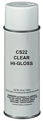 CS22 - Sealer Spray - Gloss