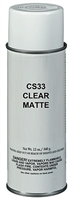 CS33 - Sealer Spray - Matte