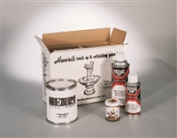 RK10 - Refinishing Kit (one color per kit)