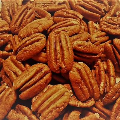 Medium Pecan Halves in Bulk at Palestine Texas Pecans