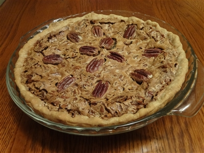 Texas Pecan Pie recipe at Palestine Texas Pecans