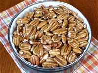Single Tin of Texas Pecan Halves at Palestine Texas Pecans