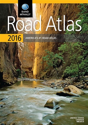 Rand Mcnally US Road Atlas