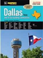 Dallas Mapsco