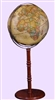 "COMMANDER II 16"" INCH GLOBE ANTIQUE OCEAN RAISED"