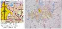 Dallas And Fort Worth Highways & Thoroughfares