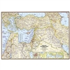 National Geographic The Bible Lands map