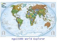 National Geographic World Explorer