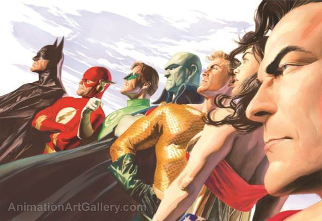 Liberty and Justice: JLA