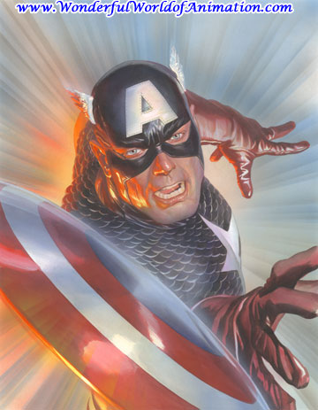 MARVELOCITY: CAPTAIN AMERICA