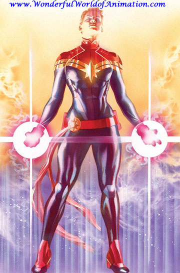 Mighty Captain Marvel