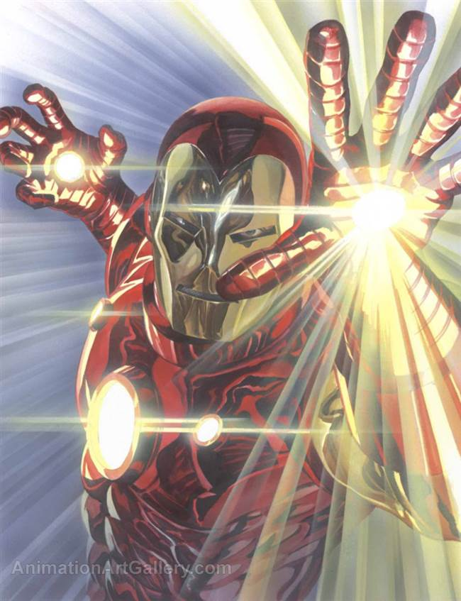 MARVELOCITY: IRON MAN