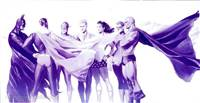 ORIGINS: THE JUSTICE LEAGUE OF AMERICA