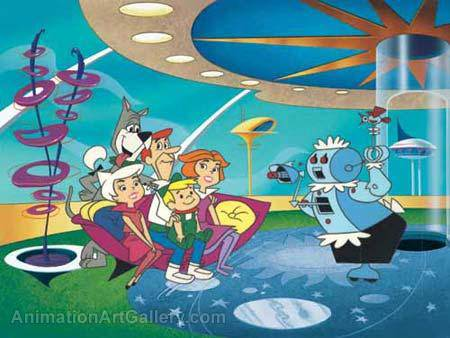 The Jetsons Photo Opportunity