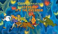 Scooby-Doo Title Card: Jeepers ItC-s the Creeper