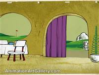 Master Background from The Flintstones